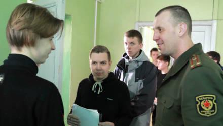 Около 700 призывников в Могилевской области будут направлены на срочную военную службу