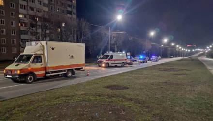 Два пешехода пострадали в ДТП в Могилевской области