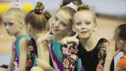 Турнир по спортивной акробатике соберет в Могилеве более 200 юных участников