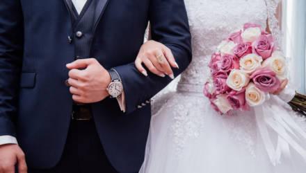 Молодожены в Могилеве не отказываются от свадебных церемоний из-за коронавируса