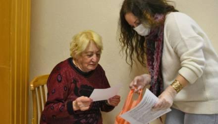 «Горячие линии» для информационной помощи пожилым людям организовал БРСМ в Могилевской области