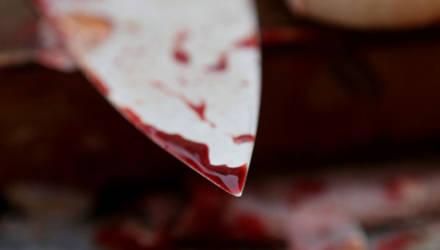 Пьяный мужчина зарезал жену в Кличевском районе