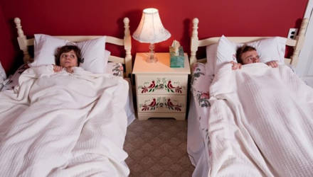 Спать раздельно: 6 преимуществ для вашей пары