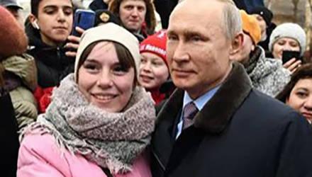 Жительница Иванова попросила Путина взять ее замуж (видео)