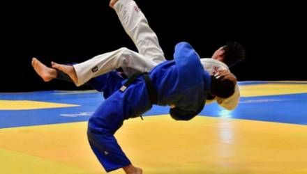«Золото» Международного турнира завоевал юный дзюдоист из Бобруйска