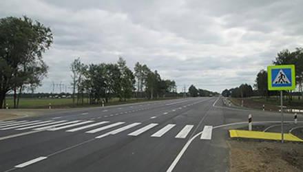 Два крупных дорожных объекта планирует сдать «Могилевавтодор» в нынешнем году