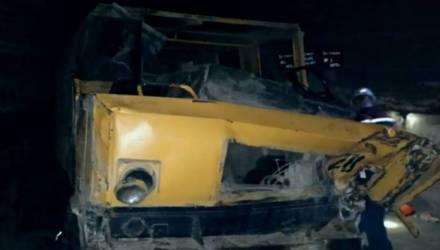 Состояние четверых пострадавших в шахте «Беларуськалия» — стабильно тяжелое