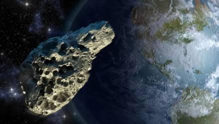 НАСА заявило о приближении к Земле потенциально опасного астероида