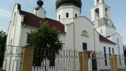 В Могилеве мужчина хотел вынести из церкви ящики с пожертвованными деньгами, но его заметил прохожий