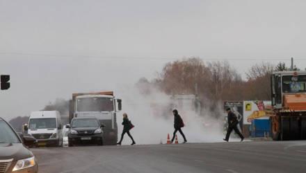 Модернизацию путепровода по улице Челюскинцев планируют осуществить в текущем году в Могилеве