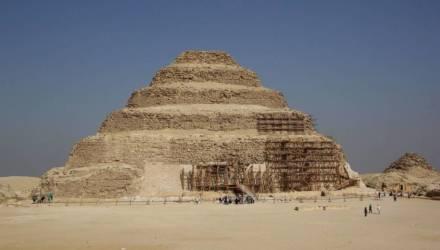 Старейшая египетская пирамида открылась после 14 лет реставрации