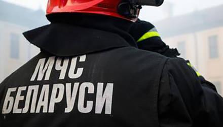 В Славгородском районе случился пожар: спаслись пять человек