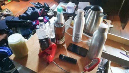 В Бобруйском районе поймали серийного дачного вора