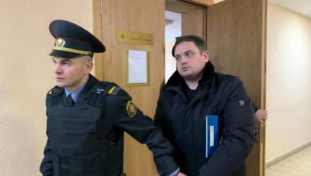 В Могилеве вынесли приговор бывшему следователю — 7 лет колонии