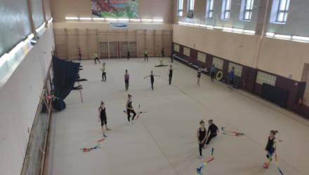 Скандал с залом художественной гимнастики в Могилеве: отделению предложили вариант переезда, который всех устроит