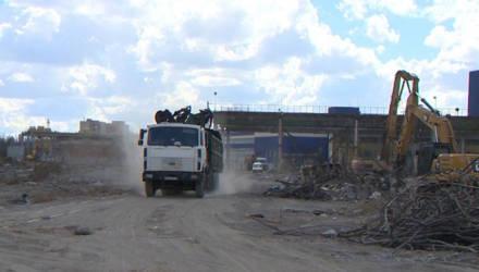 Трасса-дублер в Могилеве соединит разные части города (видео)