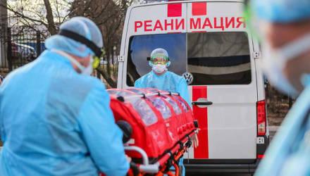 Первый подтвержденный случай коронавирусной инфекции зарегистрирован в Могилевской области