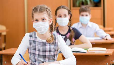 Шесть из 29: кто рискнул отпустить детей в школу