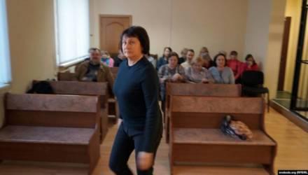 Суд ужесточил наказание экс-завсадом из Кричева, которая собирала деньги с подчиненных