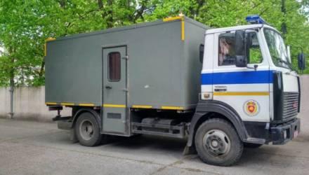 Задержанных 9 мая в Бобруйске перевели в Могилёв