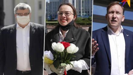 55 потенциальных кандидатов в президенты Беларуси: как прошел последний день подачи документов в ЦИК