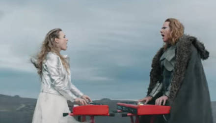 О «Евровидении» сняли комедию. Посмотрите, как выглядит трейлер