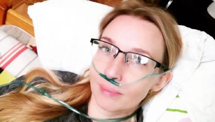 «Я заразилась от человека, с которым общалась 20 минут и который был в маске»: могилевчанка попала в больницу с двухсторонней пневмонией