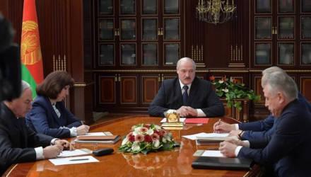 Лукашенко о второй волне коронавируса: Никто не доказал, что она будет, но мы должны готовиться
