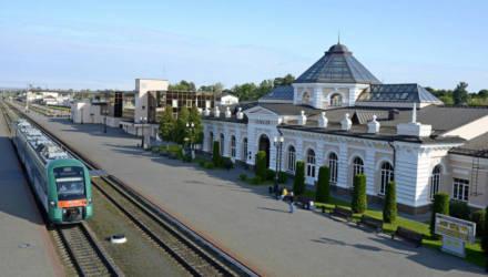 Самый длинный железнодорожный маршрут появился в Беларуси. Он составляет почти 900 км и пройдет через Могилев и область