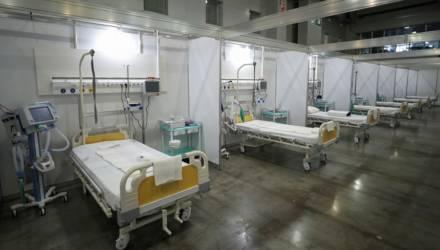 После пожара в питерской больнице власти двух штатов США возвращают российские ИВЛ