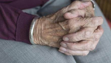 100-летней могилевчанке вручили паспорт