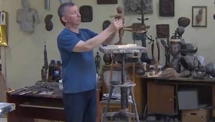 Над чем работают могилевские художники во время коронавируса (видео)