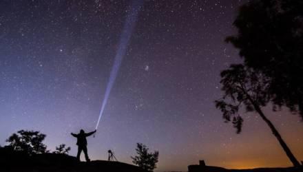 В ночь на 6 мая можно увидеть один из самых ярких звездопадов года