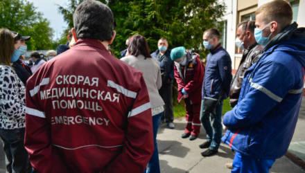 Лишился должности главврач Бобруйской станции скорой помощи