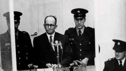 Капкан на крупную дичь: как был пойман Адольф Эйхман — нацист, воплощавший Холокост