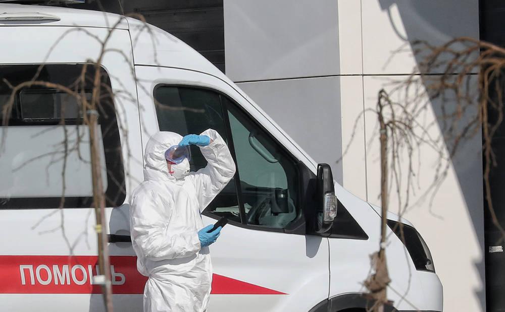 В Беларуси коронавирус обнаружили у 14 917 человек. Прирост за сутки — 890