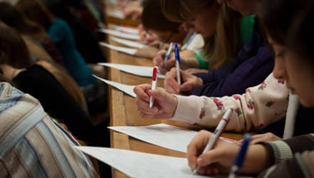Уточнен график III этапа репетиционного тестирования в пунктах Могилева
