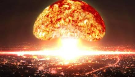 США смоделировали сброс гигантской термоядерной бомбы на Москву