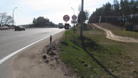 Разыскиваются свидетели смертельного ДТП на автодороге Минск — Могилев