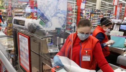 Как торговые объекты Могилева противостоят распространению коронавируса