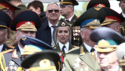 Ничего не поняли, но возмутились. Как блондинка-майор взорвала белорусский интернет