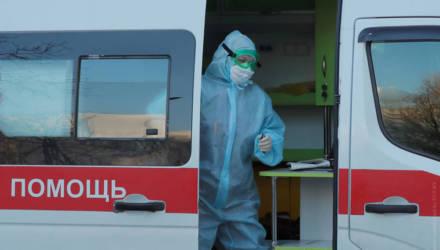В Беларуси 41658 зараженных коронавирусом. Прирост за сутки составил 894 новых случая