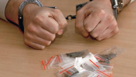 В Могилевской области стали проводить меньше экспертиз по наркотикам