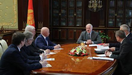Лукашенко: Идёт вмешательство из-за рубежа в наши выборы и внутренние дела