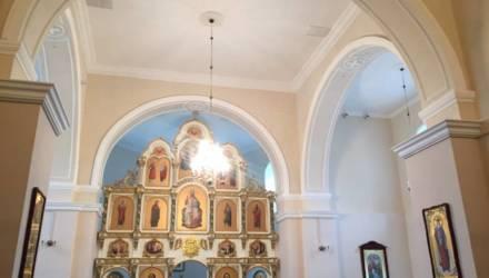 После 10 лет реконструкции под Мстиславлем открылась Покровская церковь 18-го века