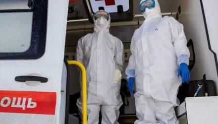 Число случаев коронавируса в Беларуси превысило 56,6 тысячи