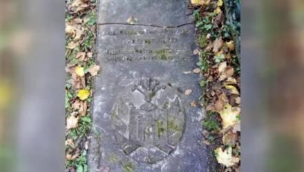 Воры разграбили старинные уникальные захоронения на кладбище Могилева. Но как их накажут — вопрос