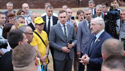 Лукашенко: Да вы хоть верите, что у действующего президента 3%?