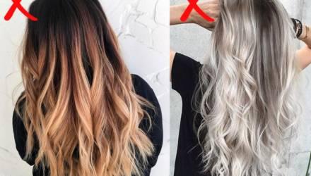 Пора забыть: 3 вида окрашивания волос, которые вышли из моды