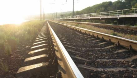 В Могилеве 80-летний мужчина попал под поезд. Он погиб